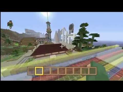 minecraft heide park soltau