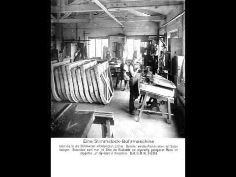 Grotrian-Steinweg Klavierfabrik   Piano Factory   circa 1929