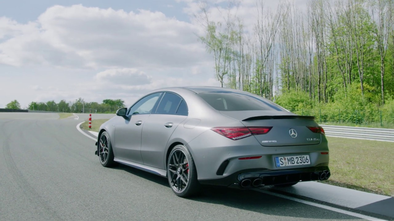2020 Mercedes Amg Cla 45 S Design