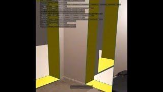 Oluşturma ve boşluk gerçek dünya çevresinin dışında teleporting Apple ARKit: AR/MR/VR -