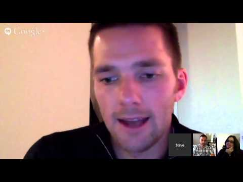 Breakthrough Blogging Hangout with Pat and Steve Kamb (from NerdFitness.com)