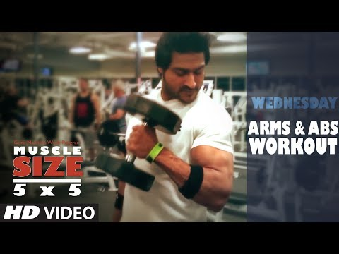 Wednesday : ARMS & ABS WORKOUT | "|480|360|?|False|d4af26255843a8a8ba314328e10f6bdd|False|UNLIKELY|0.32474902272224426