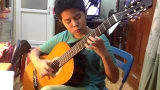 Valse favorite ( Guitar cổ điển )
