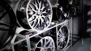 Wheel Warehouse showroom