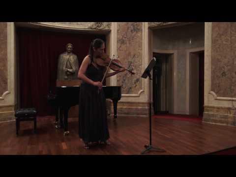 Roman VLAD   Printesa X   Viola Solo   soloist Aida Carmen Soanea