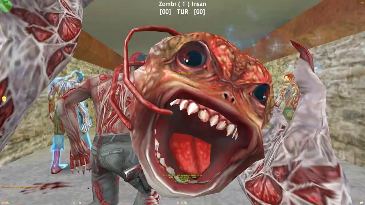 Counter-Strike: Zombie Escape Mod  - ze_Abandoned_Zone_b2 [4K]