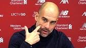 Liverpool 3-1 Man City - Pep Guardiola FULL Post Match Press Conference - Subtitles