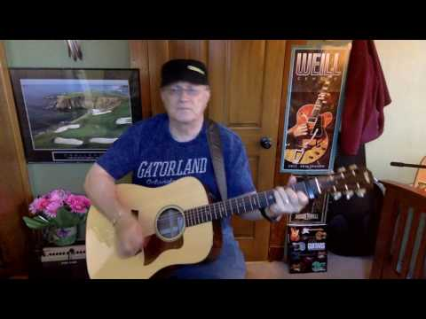 2206b -  Kind Woman -  Buffalo Springfield cover - Vocal & acoustic guitar cover & chords