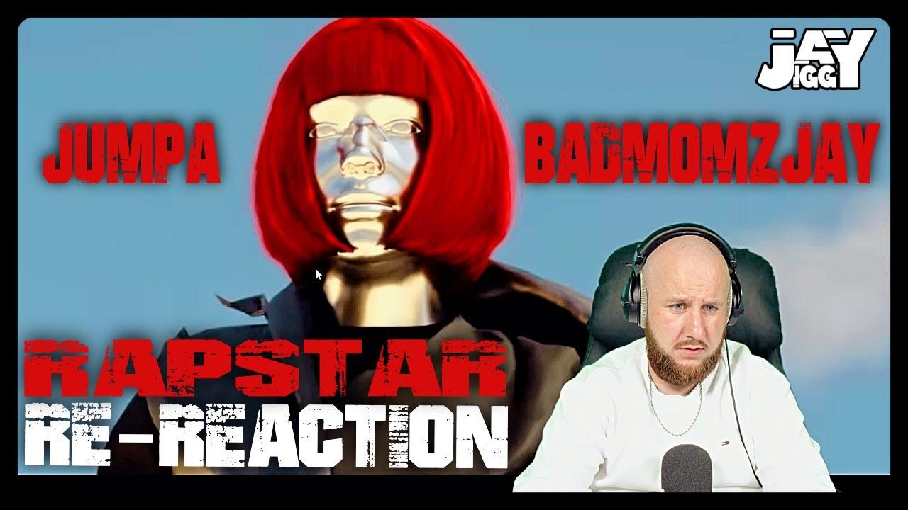 Jumpa x badmómzjay - Rapstar I RE-REACTION
