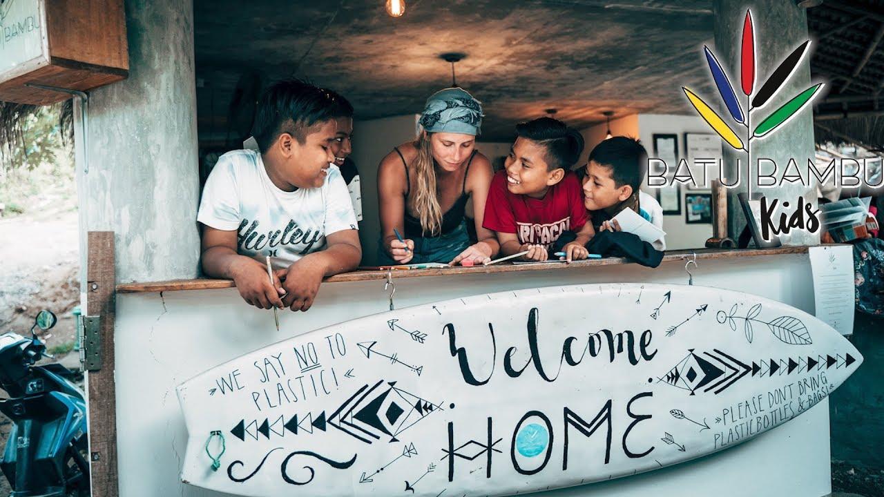 Kids Foundation Lombok Indonesia