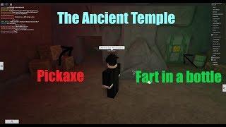 Where to find The ANCIENT TEMPLE & HOW TO DO IT | Roblox After the Flash: Mirage