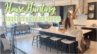 Uuuhh...I Found My Dream Home! Model Home Tours!!  House Hunting FUN! 5 Houses! $1 Million Homes!