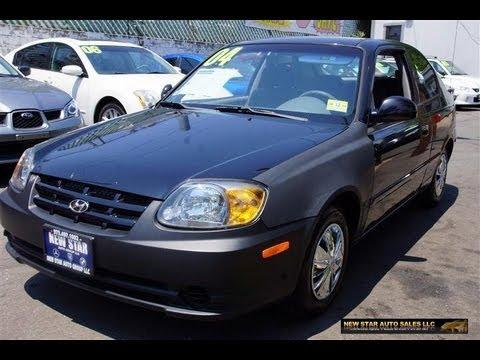 2004 Hyundai Accent 1.6 DOHC Hatchback
