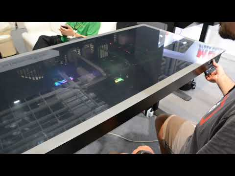 HWT Computex 19 - Lian Li Desktop