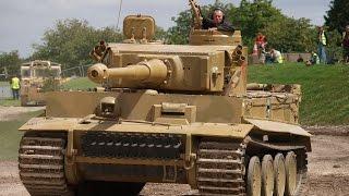 Документальный фильм: Немецкий танк