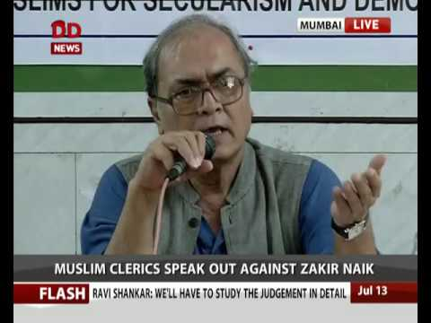 Muslim scholars speak out against Zakir Naik
