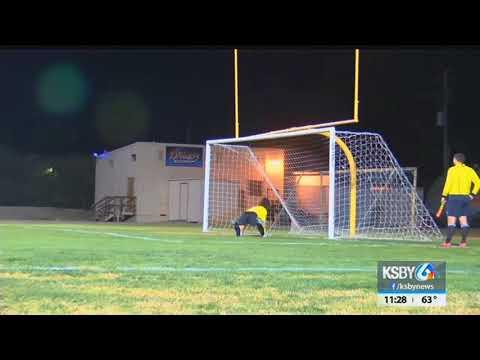 Boys Soccer CIF First Round: Thousand Oaks vs Arroyo Grande
