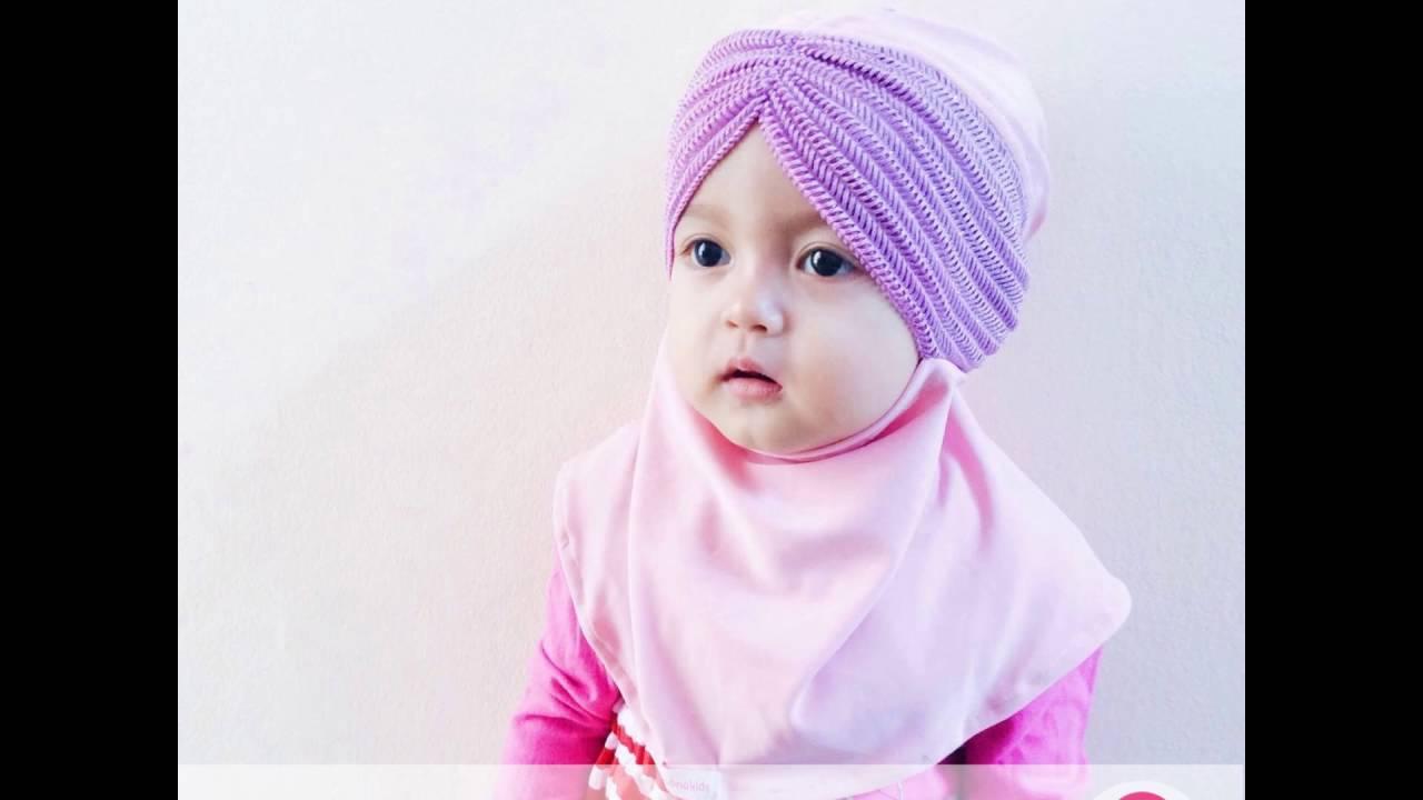 Toko Jilbab Bayi Cantik Hijab Bayi Modern Hijab Bayi Modis Youtube
