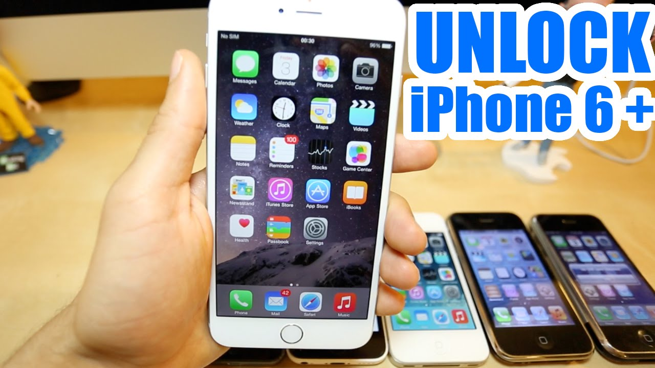 how to unlock and iphone 6 how to unlock iphone 6 plus at amp t rogers t mobile 9323