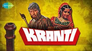 Looie Shama Sha - Nitin Mukesh - Lata Mangeshkar - Kranti [1981]