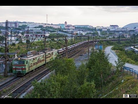 "Промтранспорт. ВЛ15а-005 (АО ""Апатит"", Кировск) / VL15A-005 (Apatite industry, Kirovsk, RUS)"