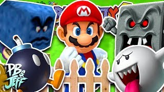 Mario Party 2: Horror Land ft. The Editors | A Day at the Races (Part 4)