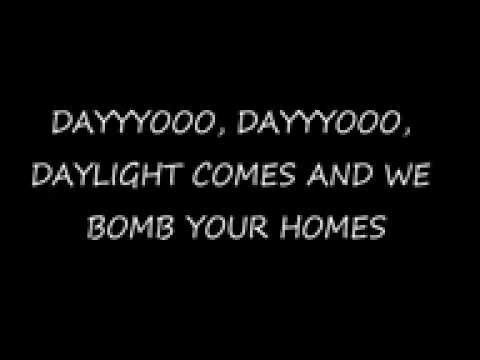 Hey Mr Taliban (Funny Version) - Lyrics