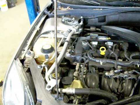 Me0211 2008 Ford Fusion 2 3l Youtube
