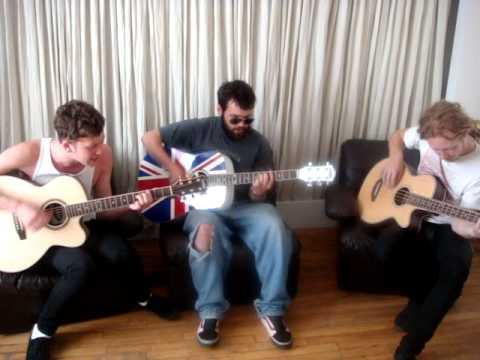 Blakfish - 'We Beg, We Borrow, We Steal' (acoustic)