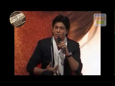 JAB TAK HAI JAAN PRESS CONFERENCE