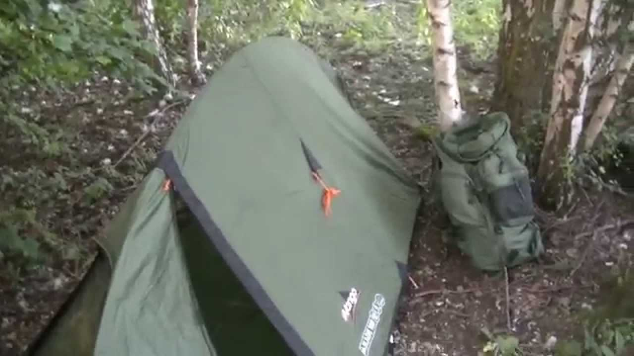 Woodland walk plus Vango Blade 100 one man tent vs Dutch Army Hooped bivi - YouTube : cheap one man tent - memphite.com