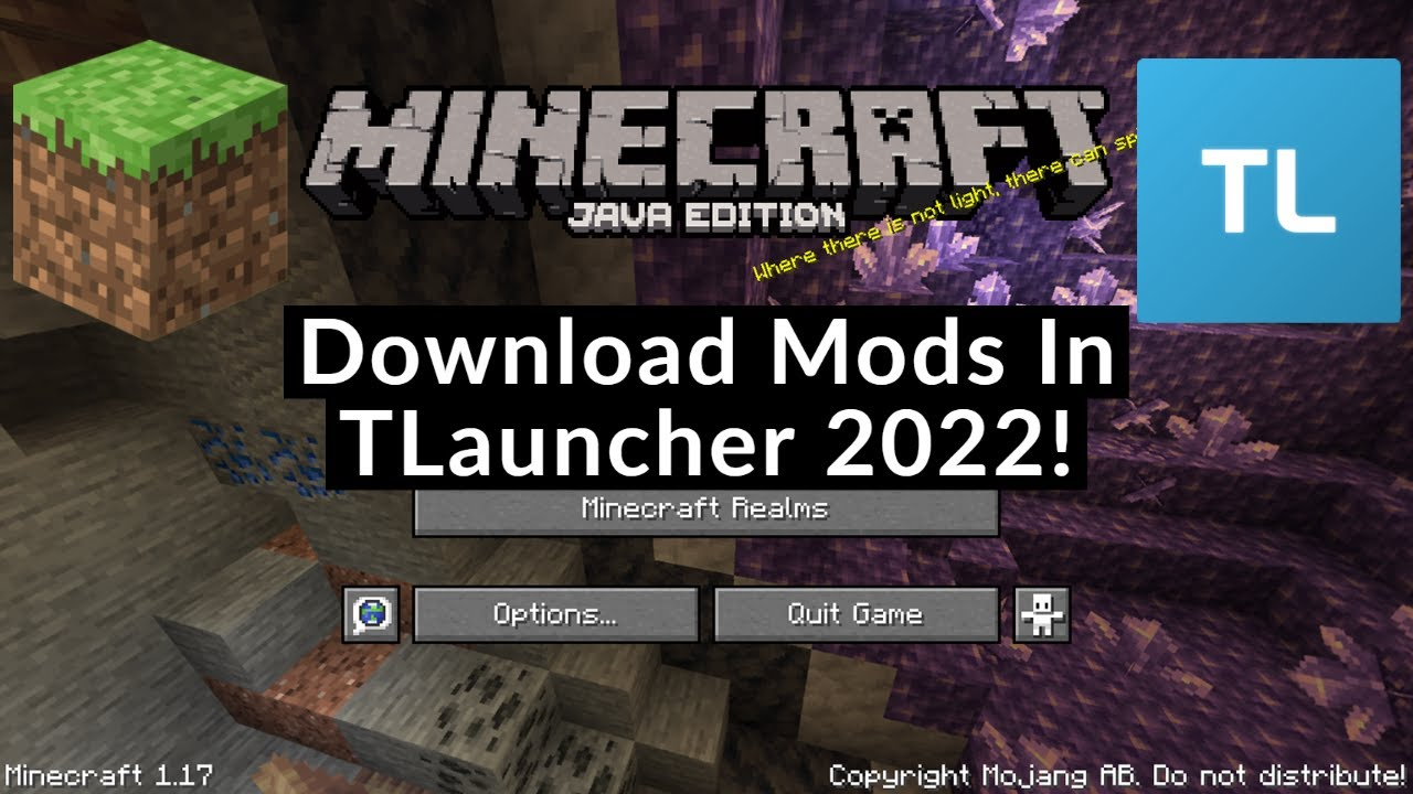 How To Manually Install Mods In TLauncher (Using Jar File And Any