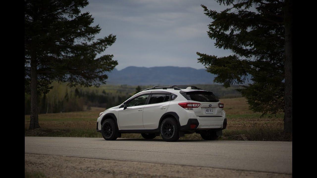 2018 Subaru Crosstrek Nameless exhaust sound