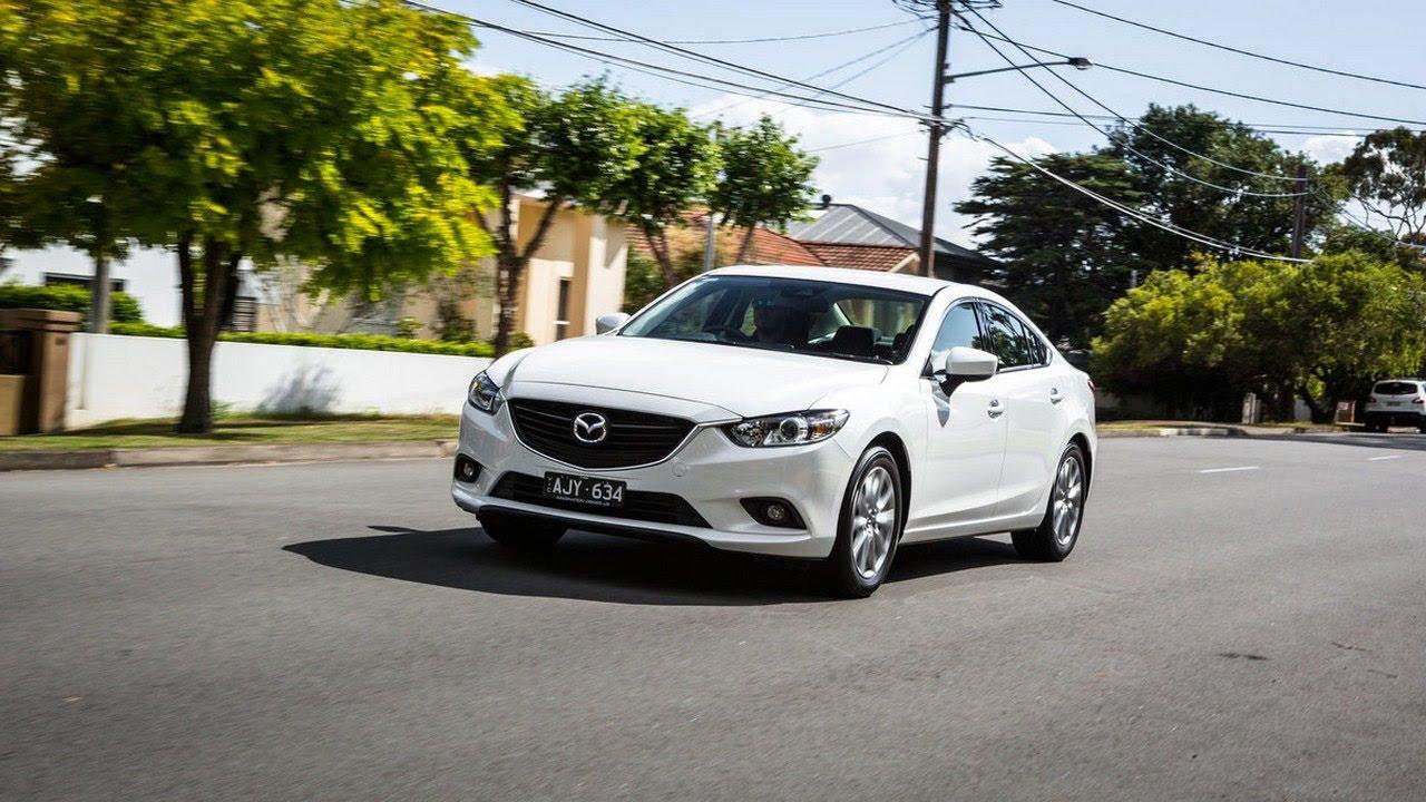 2017 Mazda 6 Sport Sedan Review