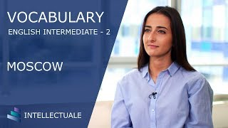 Английский язык Vocabulary Intermediate Диалоги с Американцем Level 5 Moscow