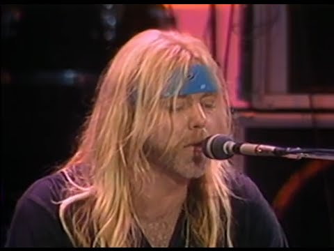 The Allman Brothers Band - Ramblin' Man - 7/12/1986 - Starwood Amphitheatre (Official)