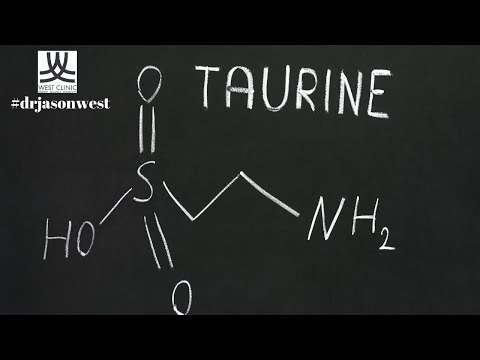 Taurine Why is it in energy drinks? Is it safe? Caffiene versus taurine.