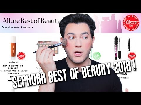 """TESTING SEPHORAS """"BEST OF 2018"""" AWARD WINNERS… DO THEY DESERVE THE WIN?"""