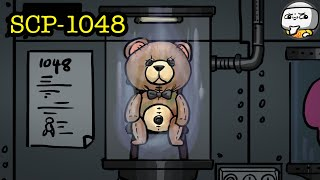 SCP-1048 Builder Bear (SCP Animation)