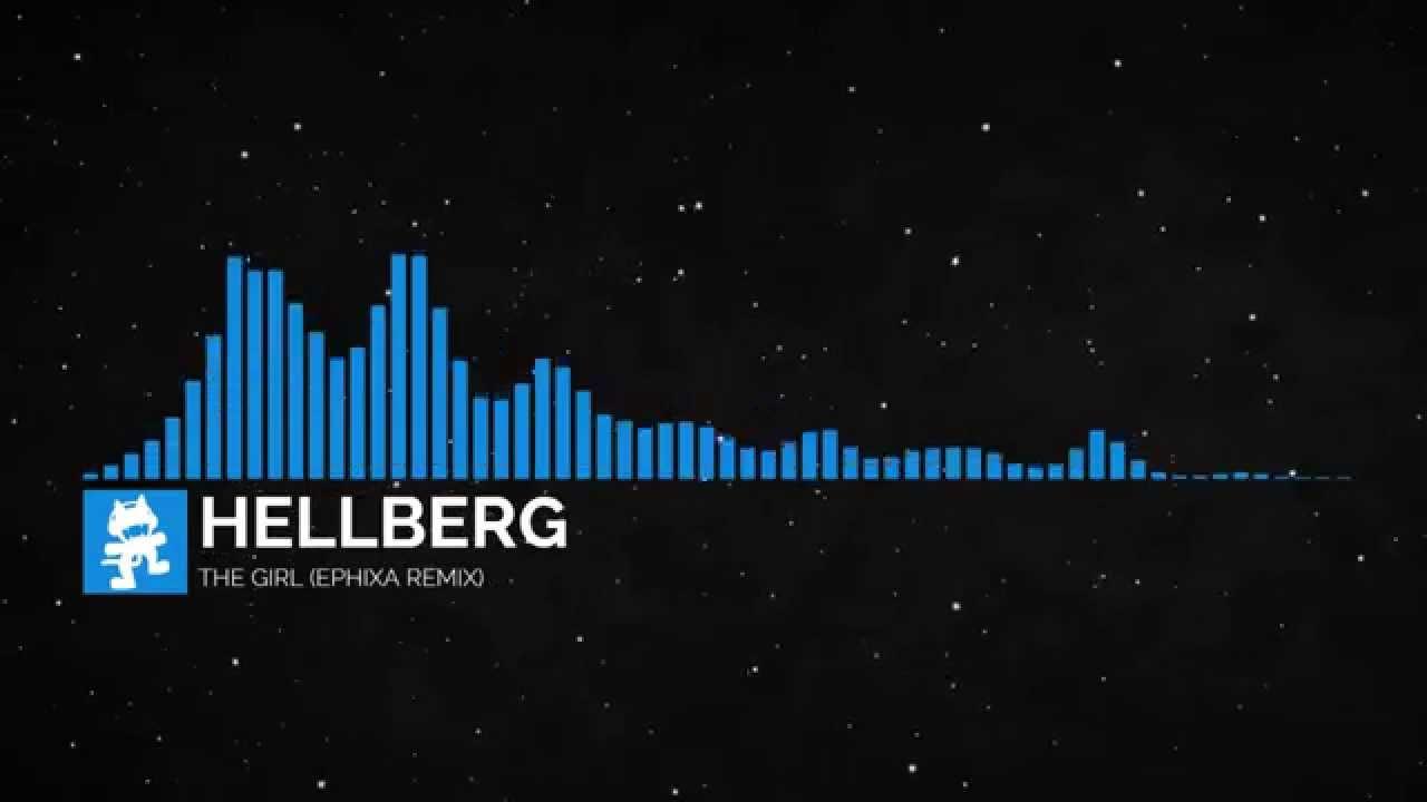 Javascript Monstercat Visualizer Demo: Hellberg - The Girl (Ephixa Remix)