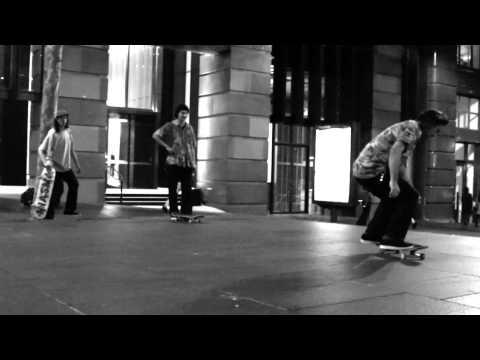 Street Skating Sydney