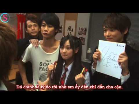 [Vietsub] Miss Boy 2 - Ryoma Baba cut - YouTube
