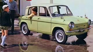 1950年代~1970年代の日本車(Japanese cars of the 1950s-1970s)