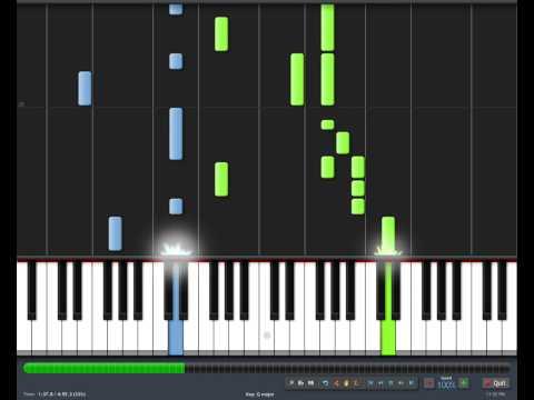 Enrique Iglesias - Hero Piano Tutorial