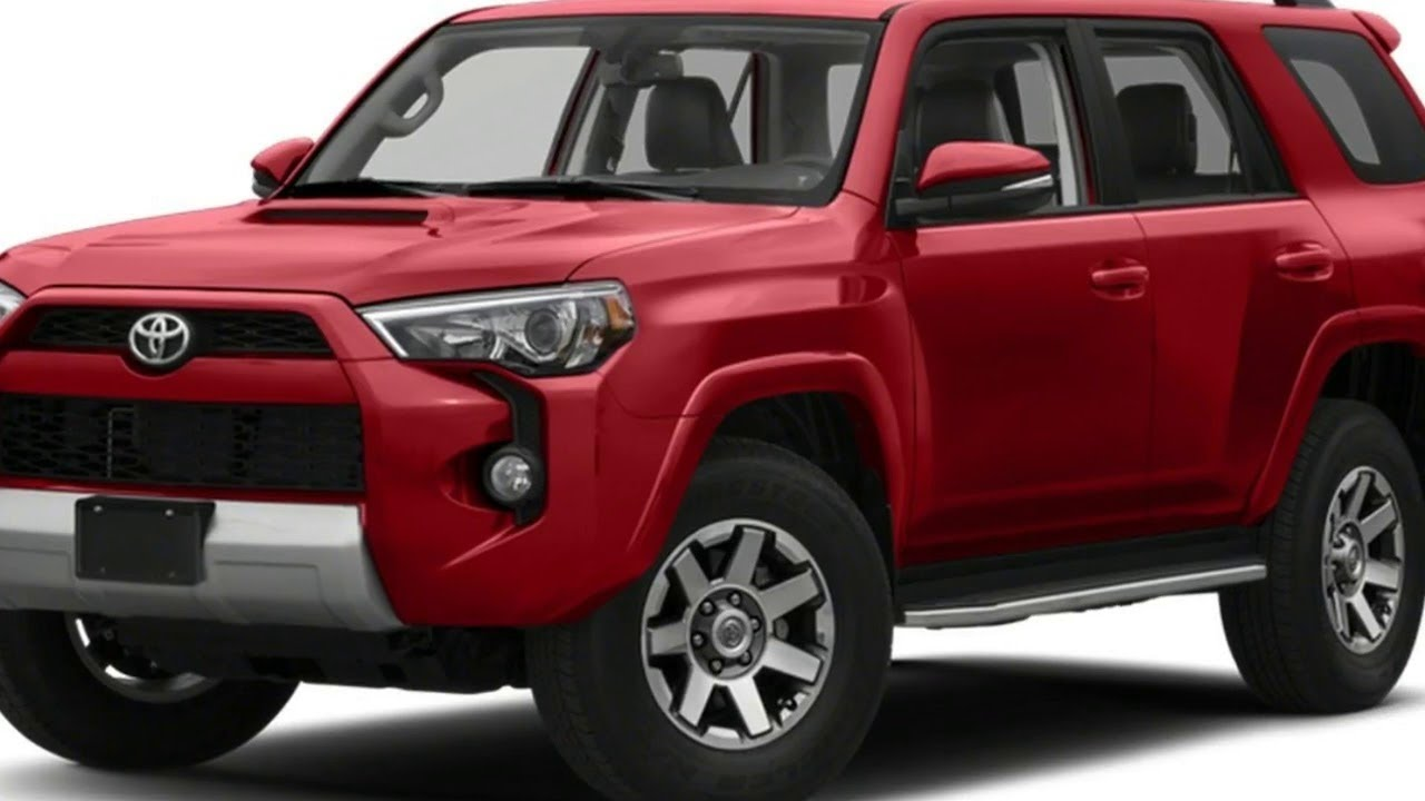 2020 Toyota 4runner Redesign Release Date Price Youtube