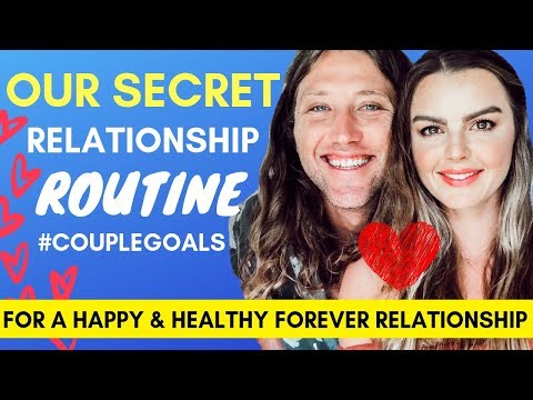 signs of healthy dating relationship
