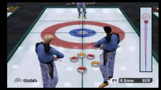 ESPN International Winter Sports 2002 Gamecube Gameplay
