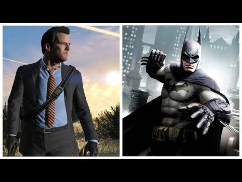 Слили скриншоты якобы GTA 6, новый Batman Arkham, Project Resistance, The Witcher | Игровые новости