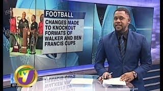 TVJ News: Over $90m in Sponsorship for School Boys Football Season - August 21 2019