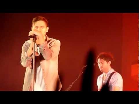 KEANE 'Under Pressure (Queen Cover)' Live In Seoul, Korea Sep 2012